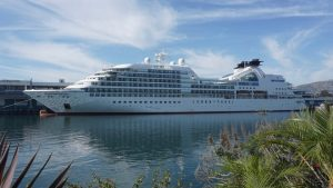Seabourn Sojourn cruise ship tour: Luxury, inclusive experience